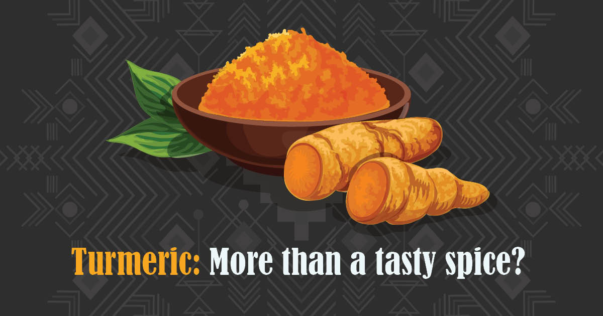 Turmeric: More than a tasty spice?